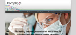 Pharmaceutical Company Website