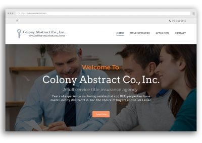 Title Company Website