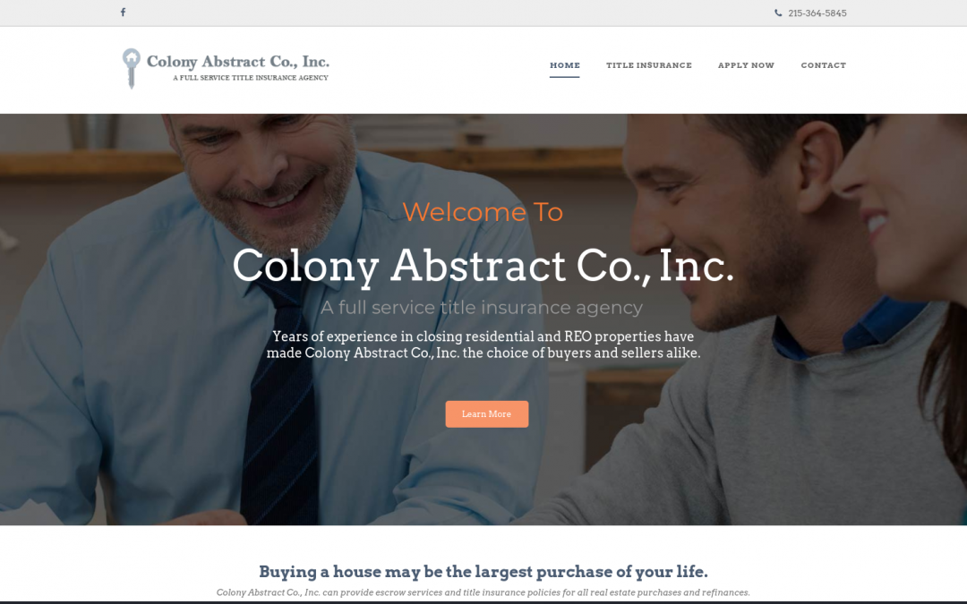 Title Company Website