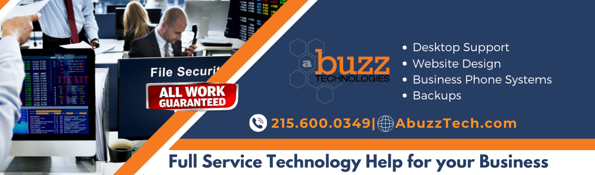 Business IT Support and Services in Philadelphia